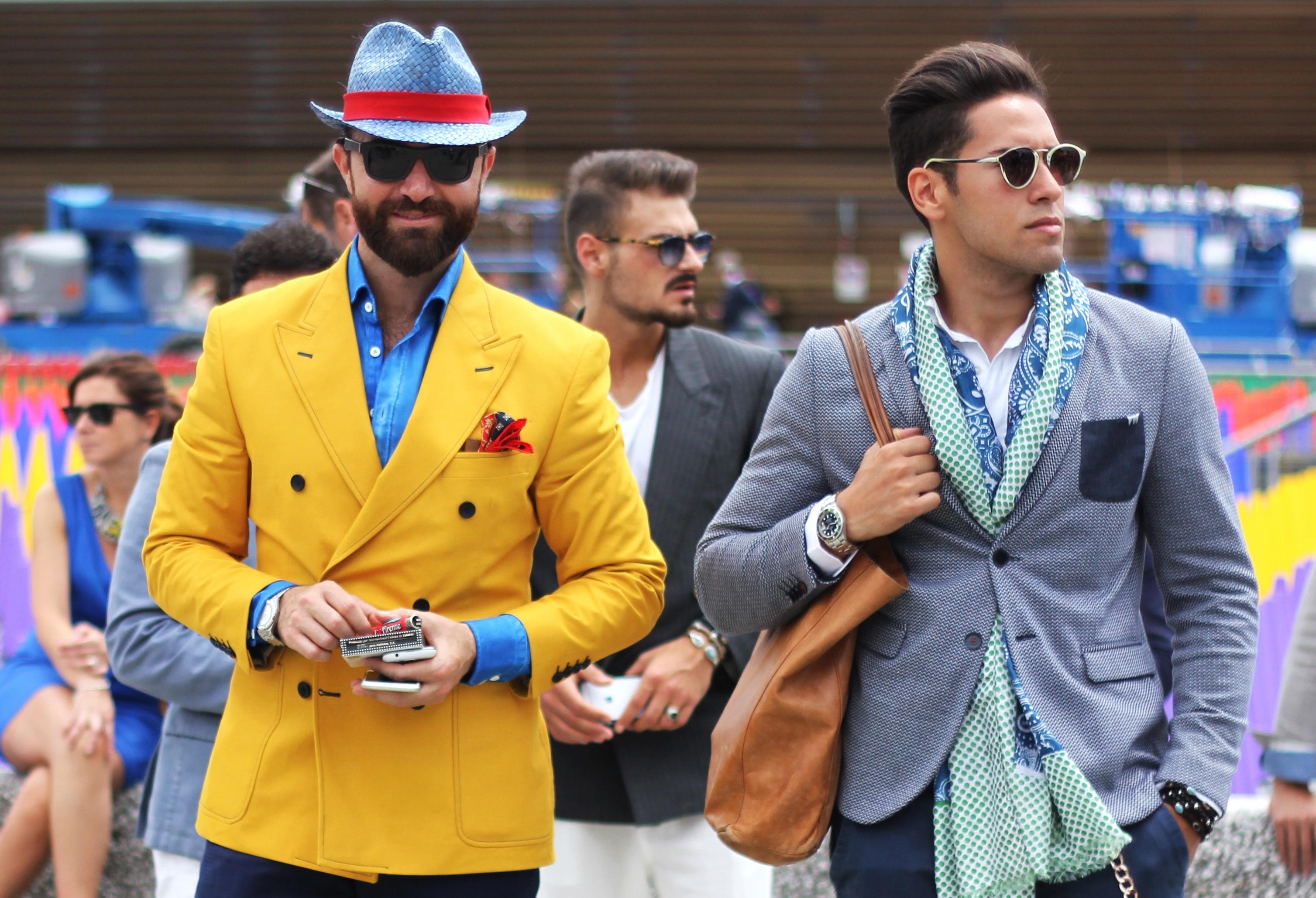 ab15949b6c Odborník na pánské obleky radí  jak přežít léto v kanceláři