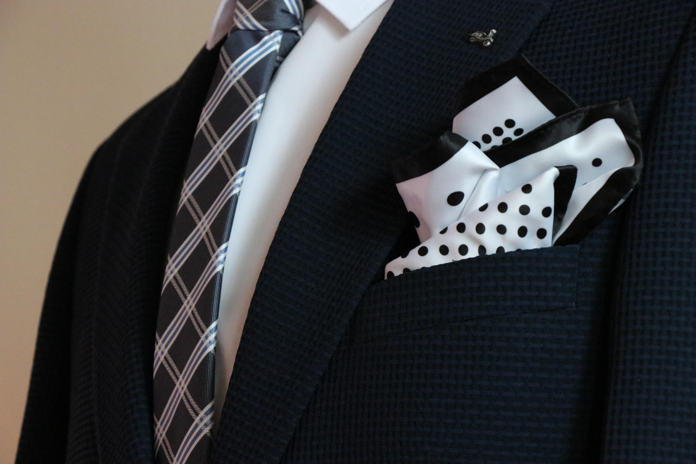 Na detailech záleží | Pánský oblek Vývoj Třešť