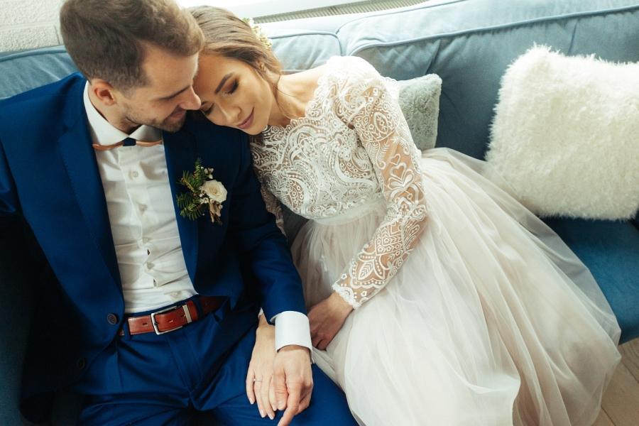 Svatební oblek | Vývoj Třešť