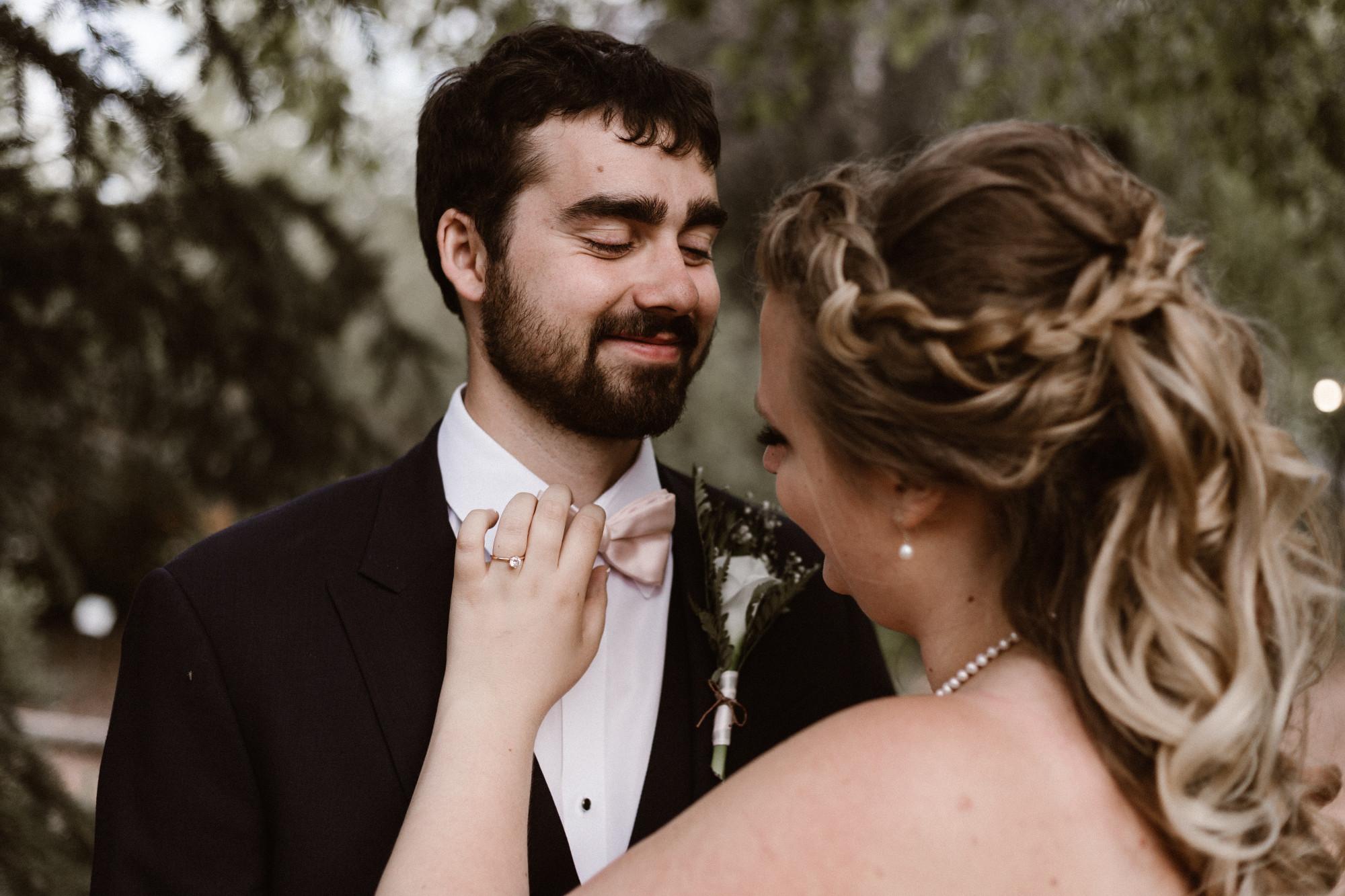 Svatební oblek | Vývoje Třešť