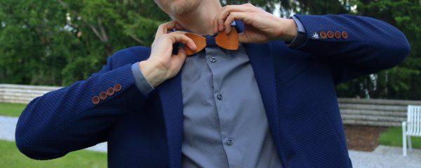 pánské sako - tmavě modré | vývoj