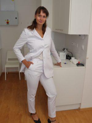 Kalhoty pro lékařky