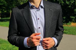 Jak se starat o pánskou košili