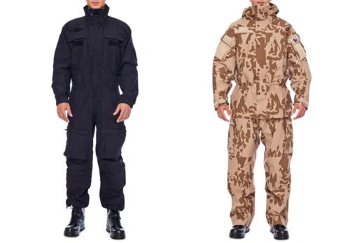 Armada funkční oblečení od Vývoje