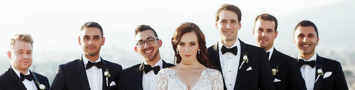 Svatební oblek - jak oháknout ženicha na jedničku